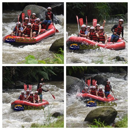Beautiful morning at ayung river today. Thank you so much Bindi Gethen for using our service and team today . Enjoy the rest of your stay in canggu. See you till next time. www.baliwhitewaterrafting.info Phone/WhatsApp: + 62 81 236 521 215