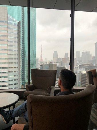 Hôtel avec belle vue sur Ginza