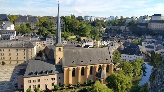 Visit Luxembourg by bicycle