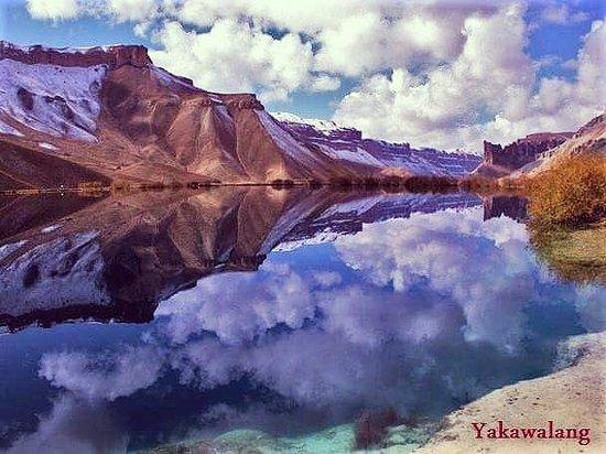 Bamyan Province, Afghanistan: a landscape of Band-e-Amir