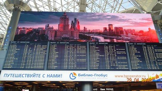 Rossiya Russian Airlines: Авиакомпании «Россия» (аэропорт Внуково), апрель 2019 года