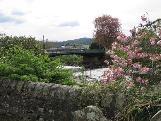 The Dalgincross Bridge