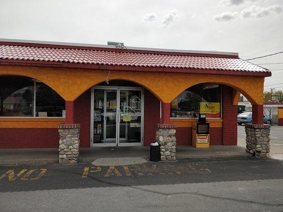 Blackfoot, ไอดาโฮ: Front Entrance