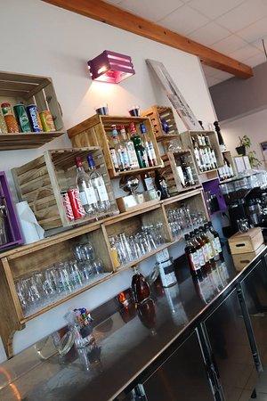 Chermignac, Francia: Bar Au Cul de Poule