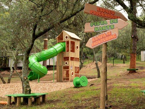 Feijao Verde Natura Fun Park