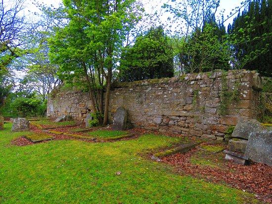 Fife, UK: Gravestones