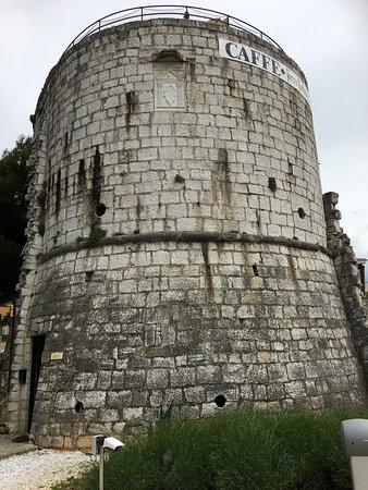 The Round Tower...