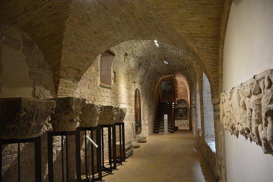 Museo Diocesano e Cripta di San Rufino: .....