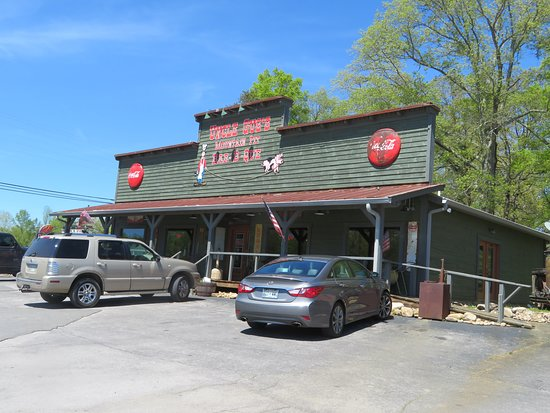 Uncle Gus's Mountain Pit Bar-b-que