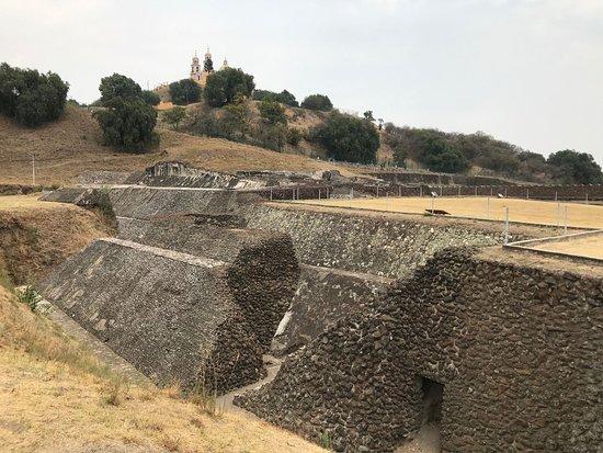 San Pedro Cholula, Μεξικό: Great Pyramid of Cholula