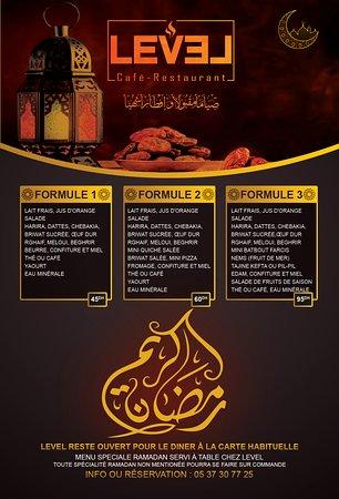 Toute l'équipe de LEVEL vous souhaite un excellent Ramadan, que ce mois sacré vous apporte la santé, la joie et la prospérité.