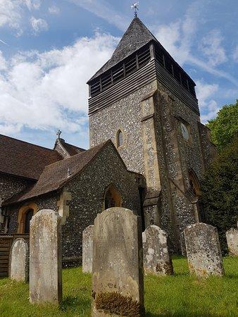 Clandon Church