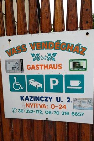 Vass Vendeghaz