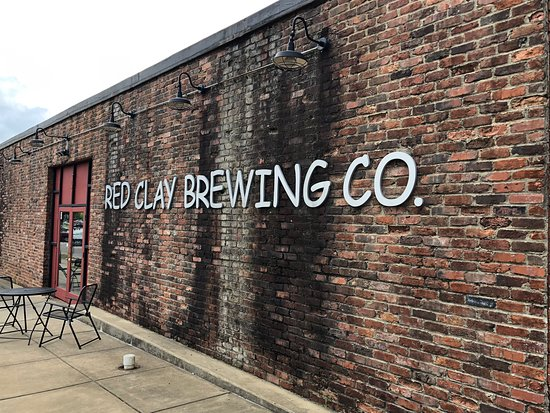 ‪Red Clay Brewing Company‬