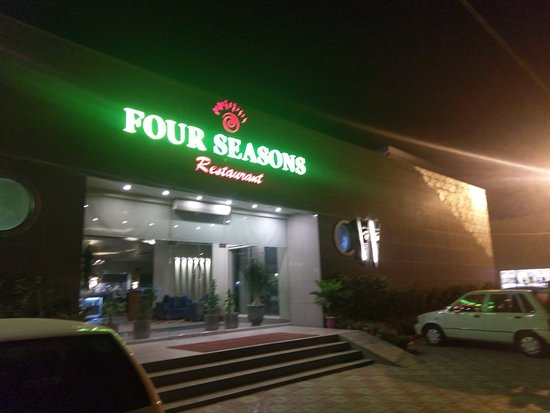 Image result for four seasons restaurant bahawalpur