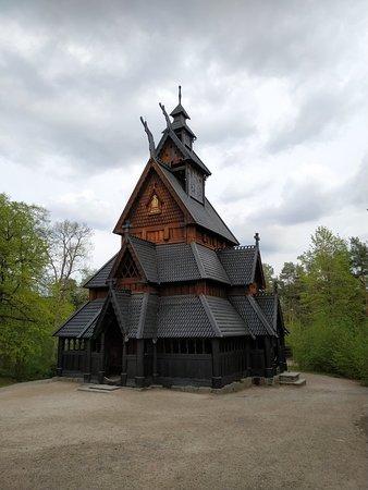 노르웨이 민속 박물관 사진