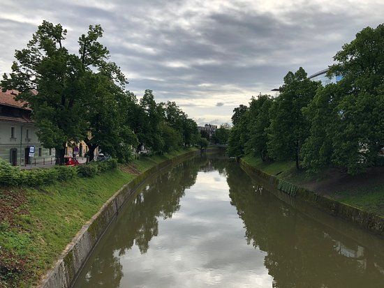 Slovenia Ljubljana 古城