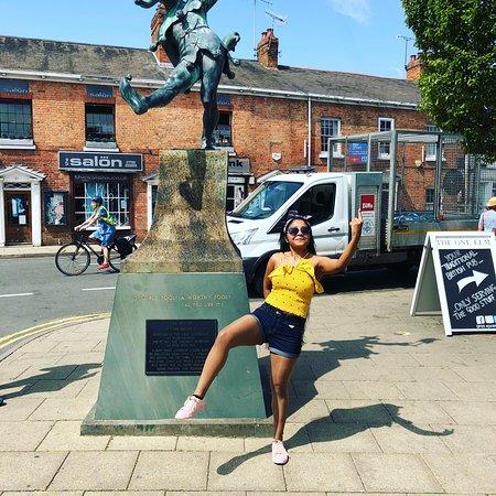Stratford-upon-Avon, UK: Haha