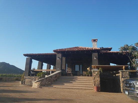 Vina Emiliana de Valle de Guadalupe