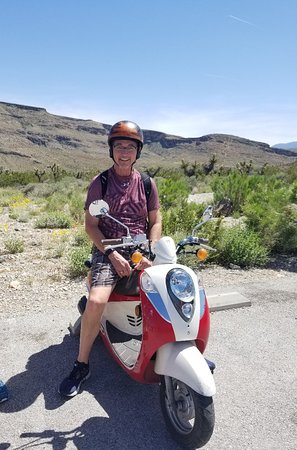 Ảnh về Scooter Tours of Red Rock Canyon