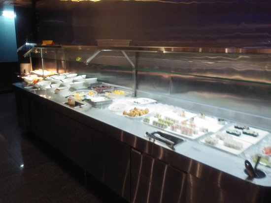 City Light Restaurant: Buffet