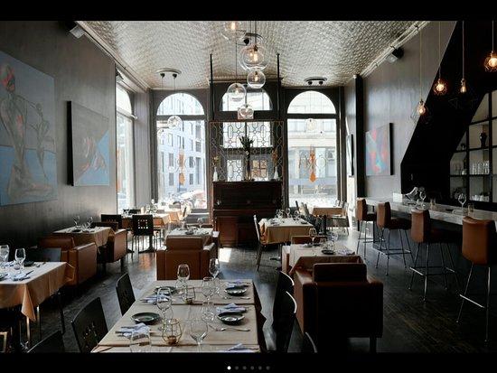 Orea Restaurant Montreal Menu Prices Restaurant