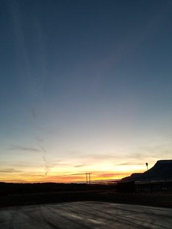 Beautiful Morning View.