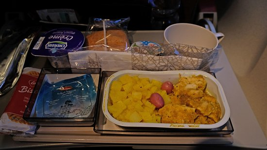 Royal Air Maroc: Meal on MXP - RAK.