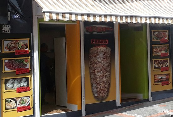 Basse-Terre Island, Guadeloupe: snack oriento basse terre 33 rue de la république tel: 0590 38 79 77