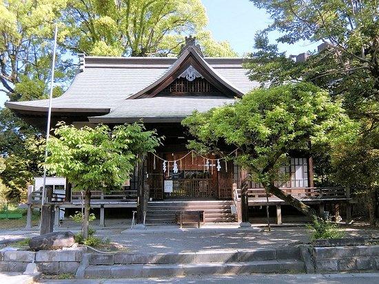 Kumamoto Daijingu Shrine