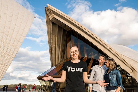 Sydney Opera House Guided Walking Tour