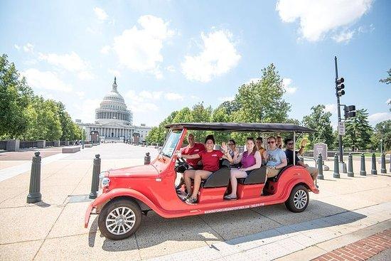 Capitol Hill och DC Monument Tour med ...