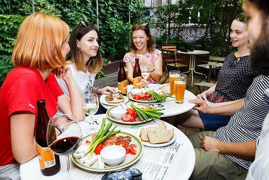 波希米亞布加勒斯特市場和Mahallas步行美食之旅