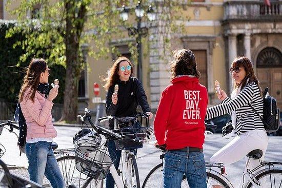 Lucca Bikes and Bites Food Adventure
