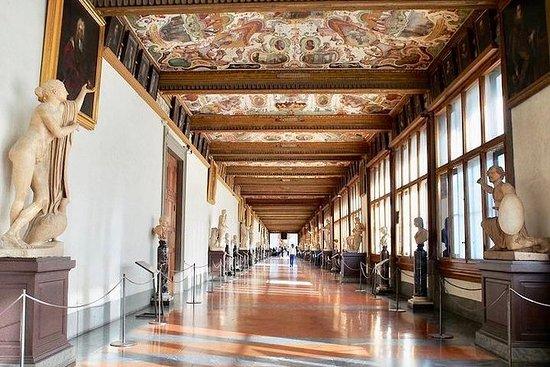 Tour pela Galeria Uffizi com guia