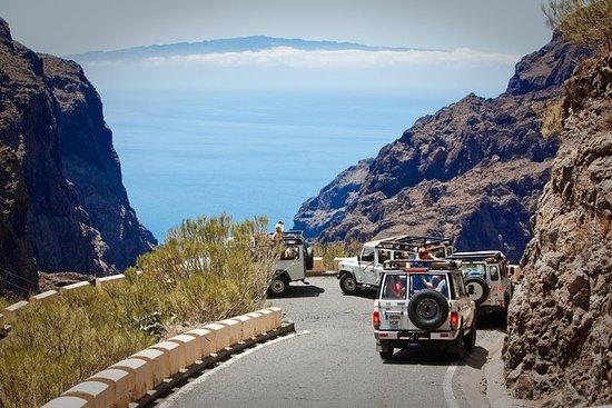 Jeep Safari auf Teneriffa: Masca Route...