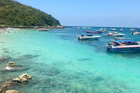 Dagstur til Coral Island med lunsj med...