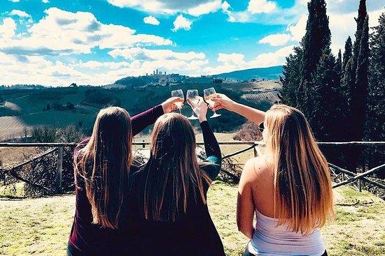 Visite du vin du Chianti