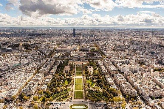 Toegangskaartje voor de Eiffeltoren ...