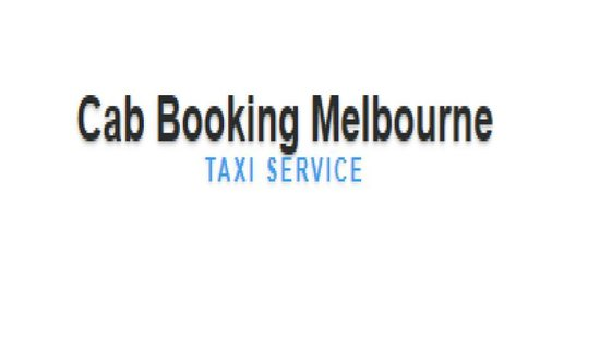 Cab Booking Melbourne - Taxi Service