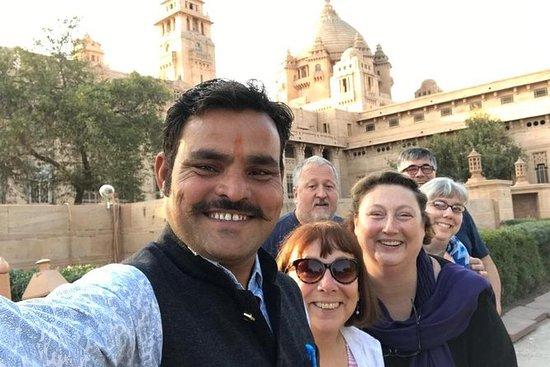 Jodhpur Blue City Tour