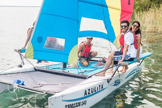 Tour Premium de Vela en la Laguna de...