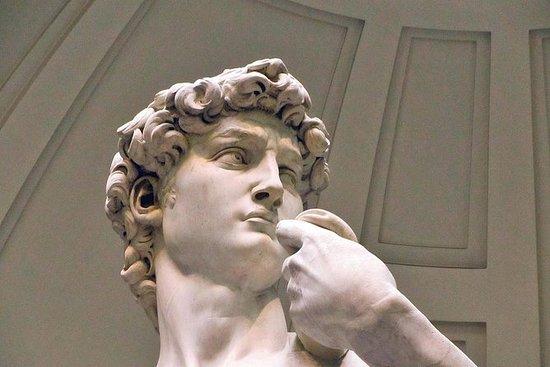 Hopp over linjen: Florence Accademia...