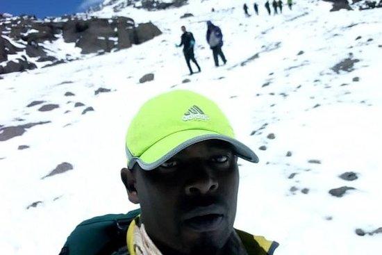 キリマンジャロ登山(MACHAME ROUTE)