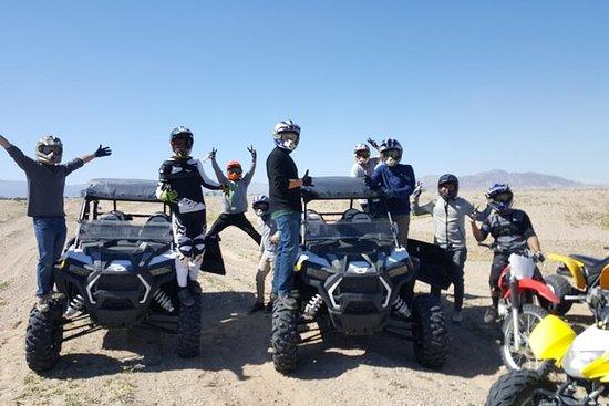 Tour Aventure VTT et RZR