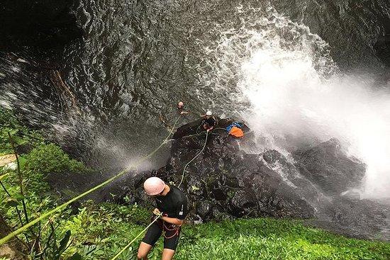 在巴厘島挑戰溪降:瑪雅德瓦峽谷照片
