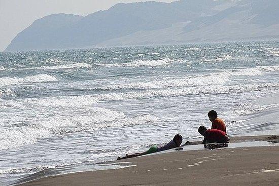 墨西哥:走向海湾!