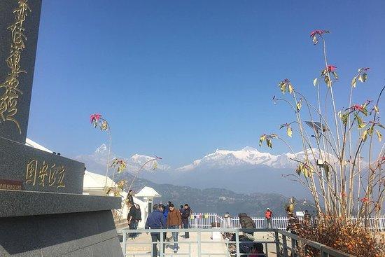 Pokhara: Day Hiking da Sarangkot a