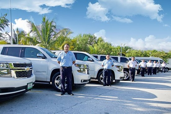 Private Transportation From / To Cancun Airport To / From Cancun Hotel Zone