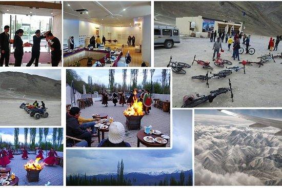 Leh Ladakh体验之旅